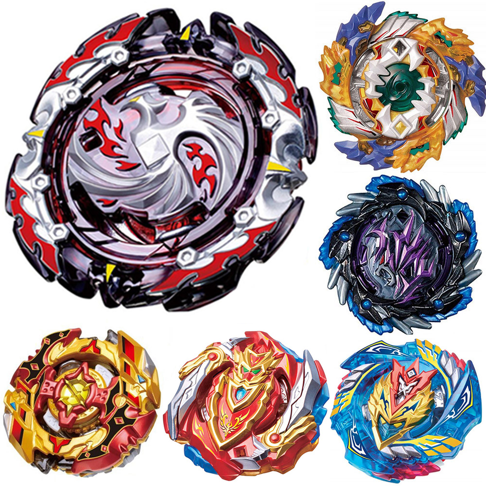 Tops Launchers Beyblade Burst GT Toys Arena Toupie 2019 Bayblade Metal Avec Lanceur God Spinning Top Bey Blade Blades Toy 846557