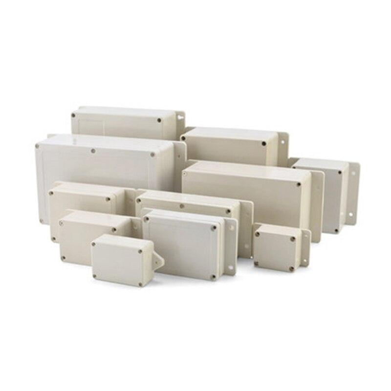Light Gray 70*45*30mm Plastic Enclosure Case DIY Junction Box LE