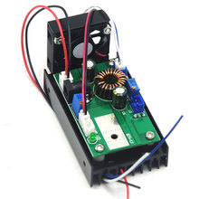 High Power 808nm 850nm 940nm 980nm Infrared Laser Diode Driver Board 4A Circuit 12V TTL Fan