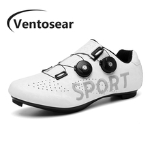 Ventosear Specialized Men Ultralight SPD Road with Cleats Cycling Shoes Women MTB Freestyle Bicycle Shoe Male Sapatilha Ciclismo