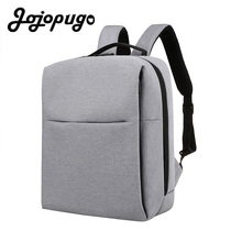 Jojopugo 2020 Large Capacity Business Laptop Backpack Korean Simple Fashion Men's Backpack Travel Bag for Men