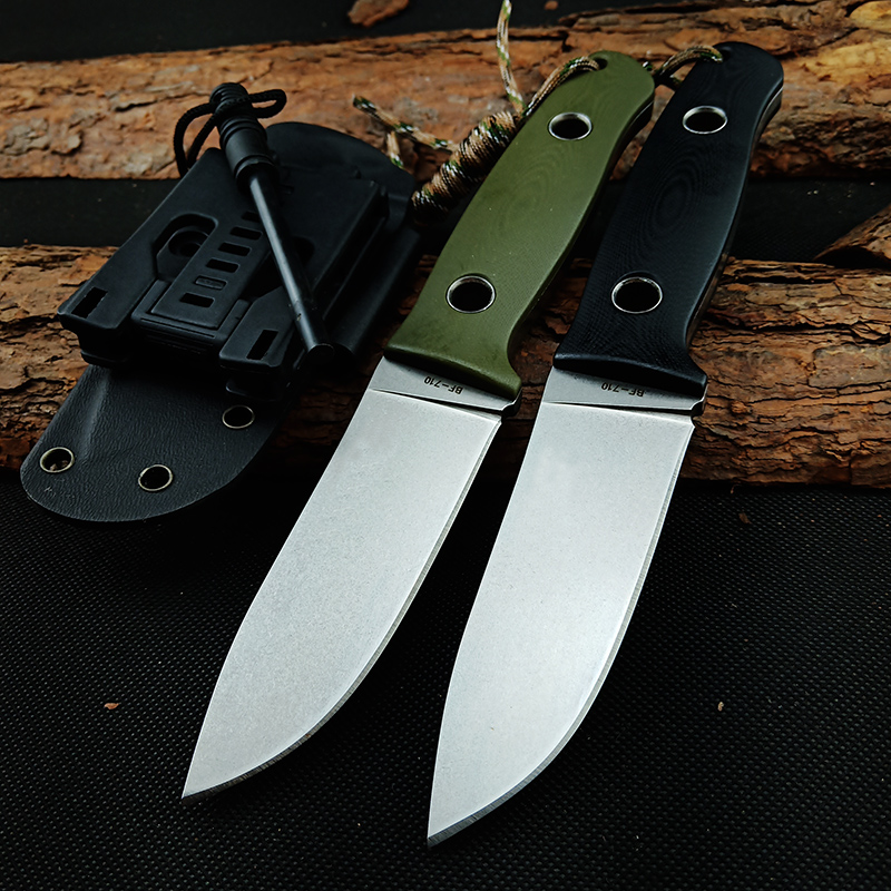 EDC Pocket Tactical Knives ADG D2 Steel Fixed Blade Knife Survival Rescue Tools Hunting Knives Outdoor Camping Gear Diving knife
