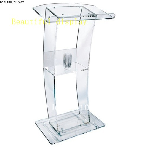 Church Acrylic Podium/Acrylic Lectern With Lots Of Style At An Amazing Price