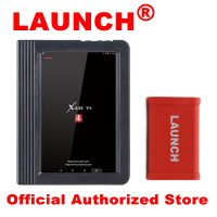 Original LAUNCH X431 V+ Diagnosis of Heavy Duty Truck HD 10.1 Tablet Diagnostic Scanner Detector Test for 24V Truck Tool