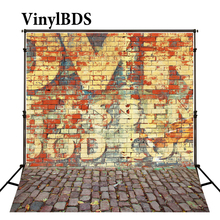 цены KATE Photography Backdrops 10X10Ft Graffiti Background Children Photo Background Vintage Photograph Backgrounds