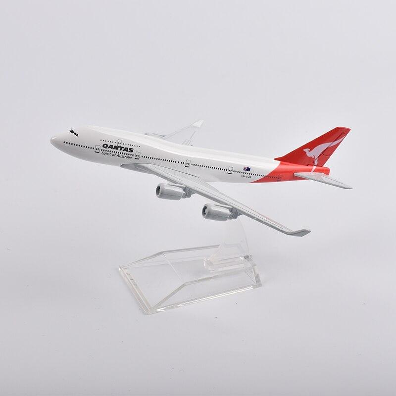 aeronave de metal fundido balanca 747 colecao presente 05
