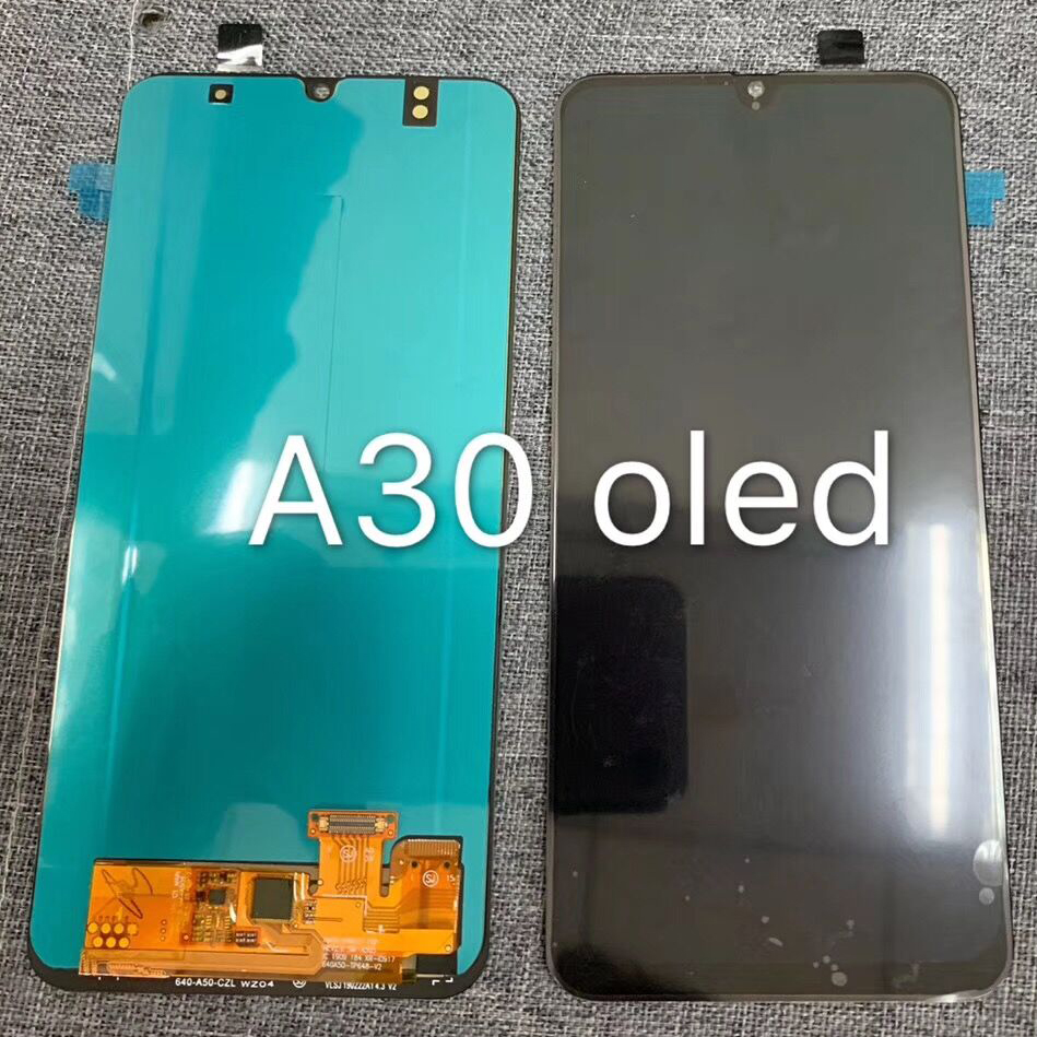 For <font><b>Samsung</b></font> galaxy <font><b>A30</b></font> A305/DS A305F A305FD A305A Display Touch Screen Digitizer Assembly For <font><b>Samsung</b></font> <font><b>A30</b></font> <font><b>lcd</b></font> image
