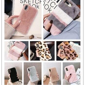 Case for Oppo Realme C3 C2 XT X2 Pro X50 K5 A1K Fur Case Oppo Reno 2 Z Z2 3 2F Ace K50 A5 A9 2020 A8 A31 A91 Phone Cases Cover