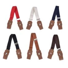 1 шт.; пряжки для девочек и мальчиков; свободные джинсы с эластичным поясом; регулируемый пояс для детей