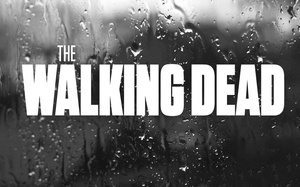 Наклейка Walking Dead Zombies, планшет, ноутбук, Ipad, Iphone, окно, пк