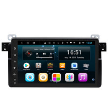 Auto Radio 1 Din Android 9.0 Car Multimedia Player For BMW 3 Series old E46 MG ZT Rover 75(China)