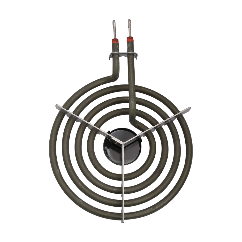"1500W 6"" 304 Stainless Stove Replacement Rings Pancake Heater with"