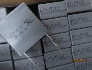 10 шт. AV R46 MKP 3,3 мкФ/300VAC P27.5MM X2 медь, самый популярный пленочный конденсатор KEMET 335/300VAC 3,3 мкФ 3300NF Италия ARCOTRONICS 3.3u/300Vac