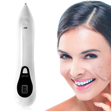 LED Lighting Laser  Mole Removal Dark Spot Remover Laser Plasma Pen Wart Tag Tattoo Skin Care Removal Tool Beauty Care 9 level lcd face skin dark spot remover mole tattoo removal laser plasma pen machine facial freckle tag wart removal beauty care