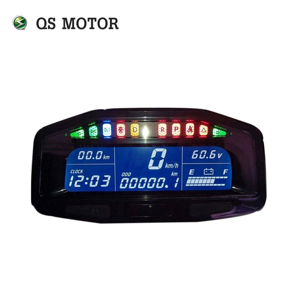 QS Motor 273 8000W 2wd 96V 115kph 72V 95kph 48V 67kph BLDC bürstenlose elektrische auto hub motor conversion kits mit APT96600 motor