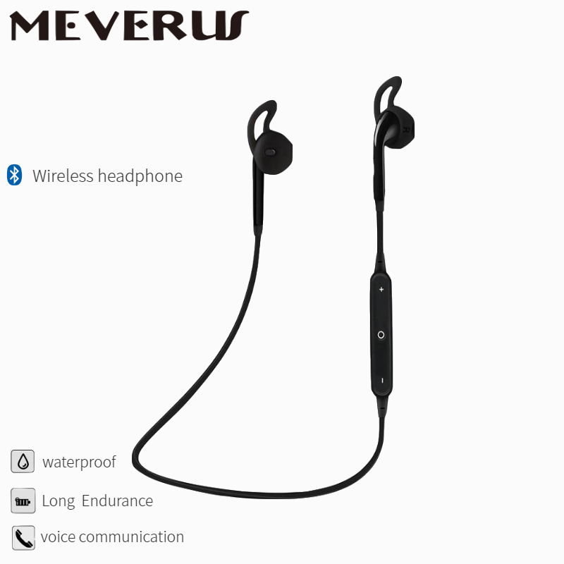 <font><b>S6</b></font> Sport Neckband <font><b>Wireless</b></font> <font><b>Headphone</b></font> <font><b>Bluetooth</b></font> Earphone <font><b>Headphone</b></font> For Phone with Mic Earphone For iPhone Xiaomi samsung huawei image