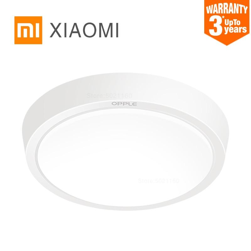 XIAOMI MIJIA LED Ceiling light Opple IP44 Waterproof Lamp kitchen bathroom balcony aisle Ceiling lights 6W 12W round luminaire