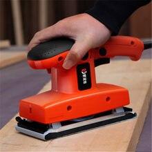 Szlifierka szlifowanie papier ścierny polerowanie drewna arkusz szlifierka handlowa produkcja małe elektryczne Putty meble ścienne płaskie