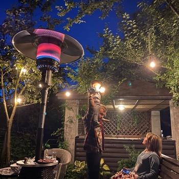 DC24V Водонепроницаемый открытый светодиодный Эдисон лампы гирлянды подключаемых гирлянда для вечерние сад Рождественский праздник гирлянды кафе