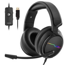 UNITOP Xiberia V20 Gaming Headphones USB 7.1 Headset for PC