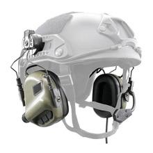 Rail-Adapter-Set Headset Communication EARMOR M32H Softair RAC Military Tactical MOD3