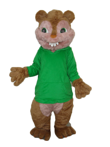 Fashion Design Theodore Chipmunk Mascot Costume Adult Birthday Party Fancy Dress Halloween Cosplay Outfits Clothing Xmas