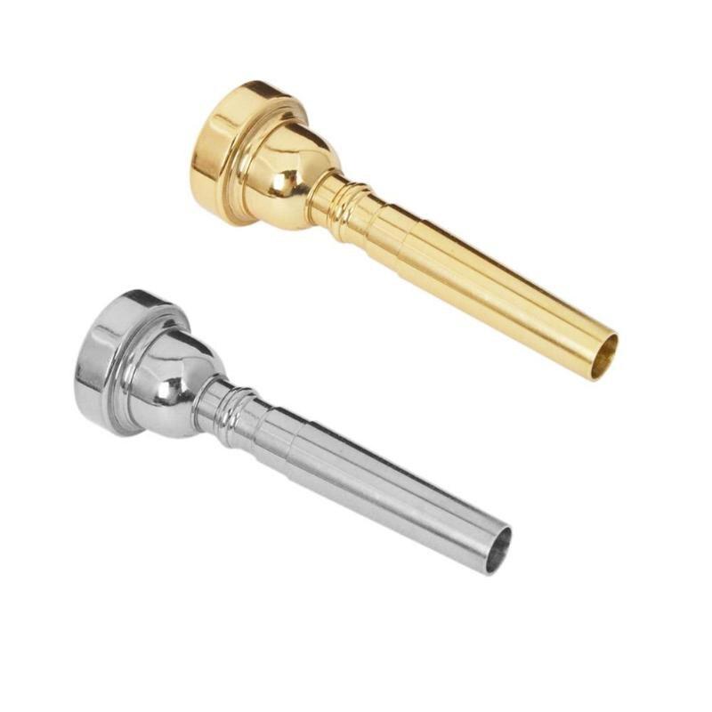 Trumpet Accessories 3C 5C 7C Bullet Shape Mega Rich Tone Trumpet Mouthpiece