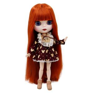 Image 4 - Blyth Doll ICY 1/6 Joint Body DIY Nude BJD toys Fashion Dolls girl gift Special Offer on sale with hand set A&B