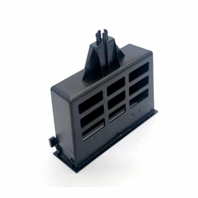 Siyah Dashboard merkezi depolama tepsisi Cubby kutusu 3B0857058 1J0857058A VW Jetta Golf için MK4 Bora Passat B5 Sharan Transporter