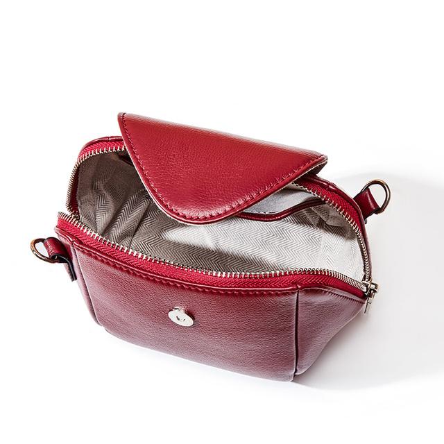 2019 High Quality Women Handbag New Luxury Messenger Bag Soft Genuine Leather Shoulder Fashion Ladies Crossbody Bags Female