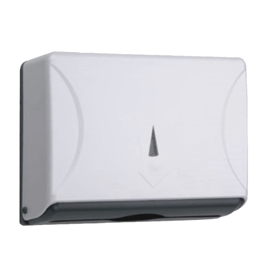 Waterproof Towel Bracket Restaurant Wall Mounted Modern Hotel Tissue Holder Toilet Office ABS Hand Paper Dispenser Bathroom