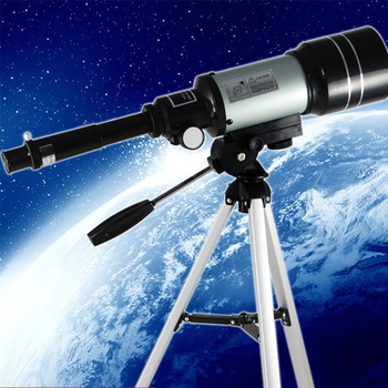 Astronomical Telescope Professional Stargazing Children Students Entry High Power High List Tube World Dual-use Night Vision