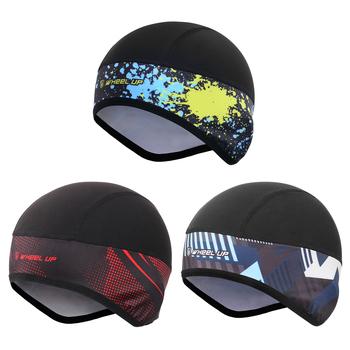 Czapki rowerowe czapki zimowe ciepłe z polaru czapki rowerowe termiczne czapki wiatroszczelne bieganie narciarstwo czapki rowerowe tanie i dobre opinie CN (pochodzenie) POLIESTER Cycling litera