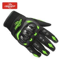 Gants de moto respirants, Protection pour Sports de plein air, randonnée, Dirt Bike, hiver et été