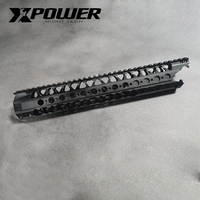 XPOWER Viper Rail Handguard AEG Airsoft Gel Blaster M4 Receiver 12.5/16.5inch