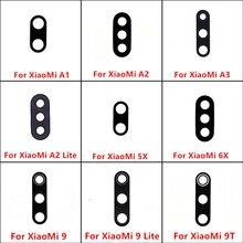 Стекло для задней камеры Xiaomi Mi 8 9 SE 9T 5X 6X A1 A3 A2 Lite MiX 2S MAX 3