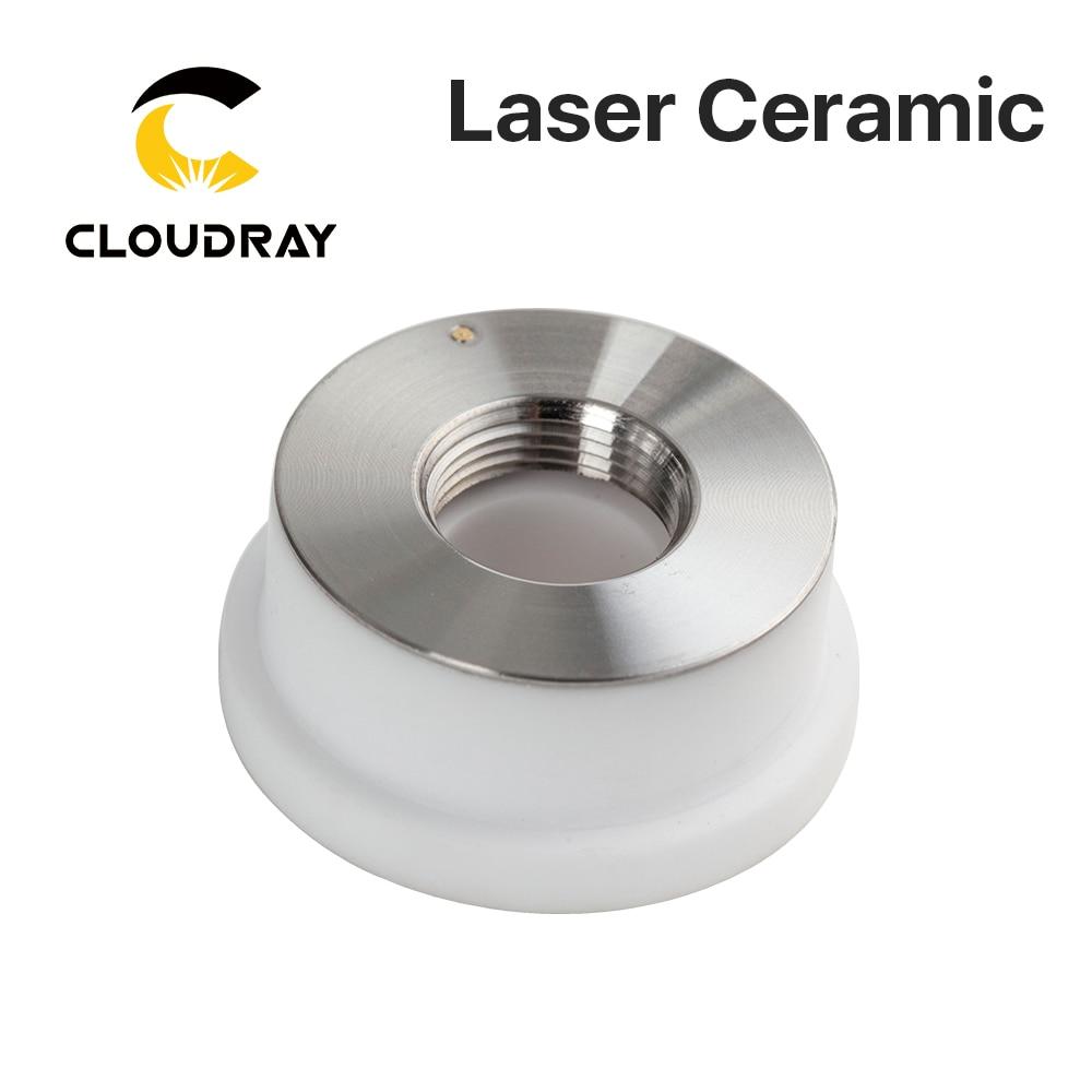 Cloudray Ceramic Parts Boquilla Soporte OEM Paquete de 5 piezas - Piezas para maquinas de carpinteria - foto 3