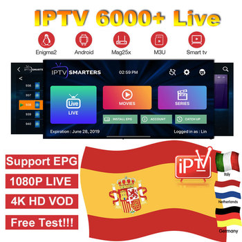 IPTV M3u  Iptv Italy UK German  Spanish Spain Arabic Premium For Android Box Enigma2 Smart TV PC Linux TV IPTV no APP included best italian super iptv subscription for italy portugal uk germany spain albania support m3u mag250 android smart tv box enigma2
