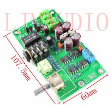HA-PRO2 Headphone ultra-low Noise Low Distortion Amplifier Finished Board w/AP Test