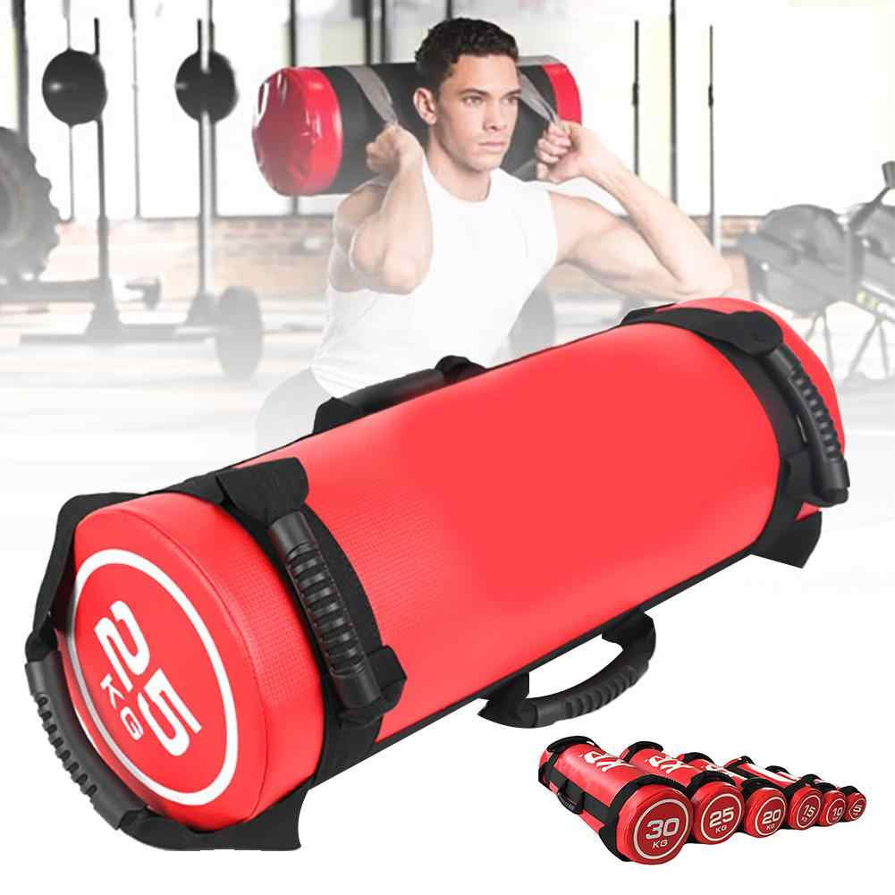 Weight Lifting Power Bag Unfilled-18-27Kg Sand Bag Cross Fit Exercise Training