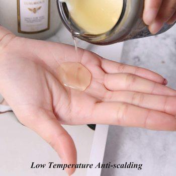 Lavender Amber Scented Jar Candles  5