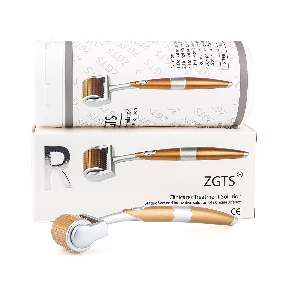 Face Lift Tool 192 Needles Derma roller Thin Face Massage Relaxation Full Body Facial Wrinkle Remover massager roller