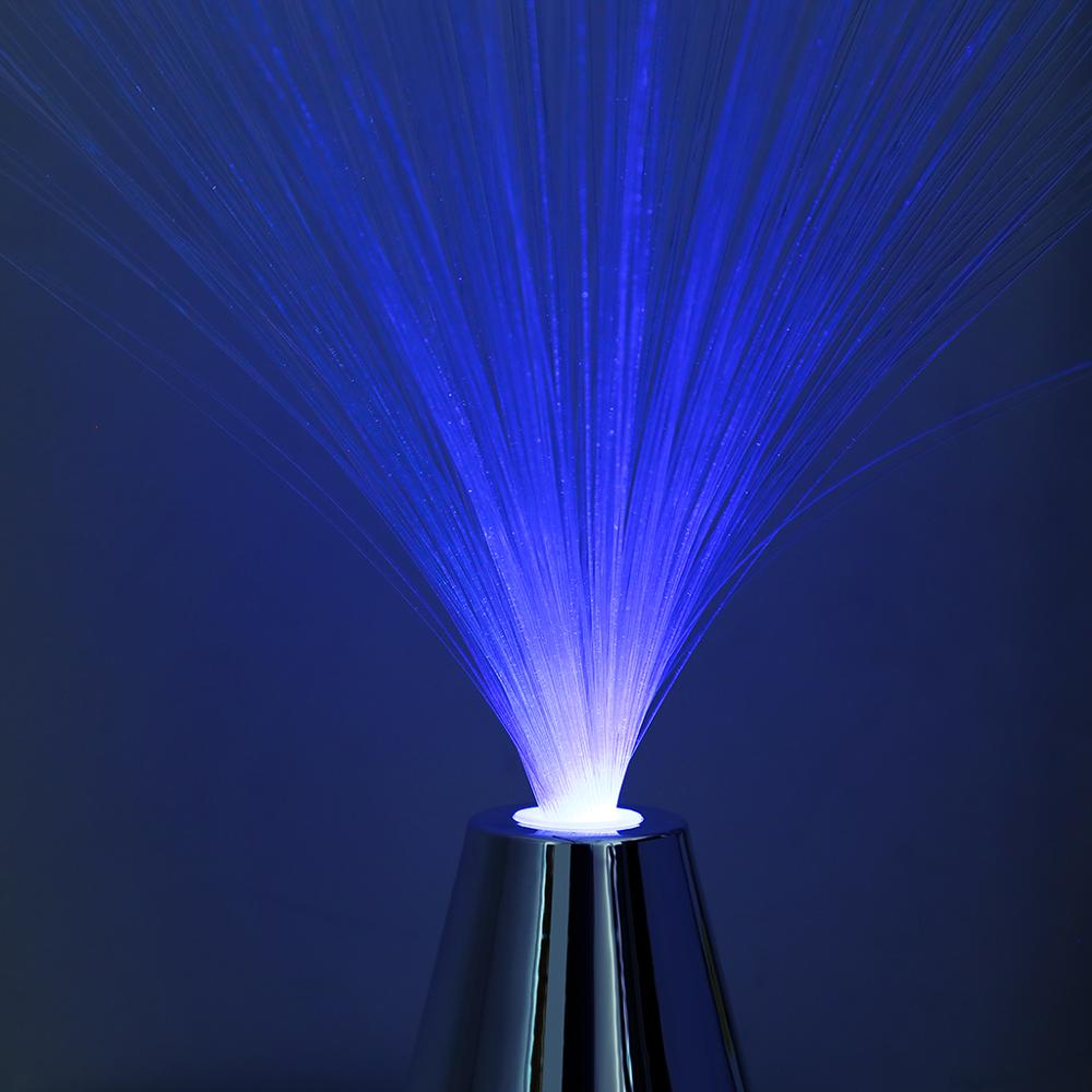 Optic Fiber Light Starry Sky Festival Atmosphere Led Fiber Optic Lighting  Interior Decoration Centerpiece Holiday Wedding Lamp