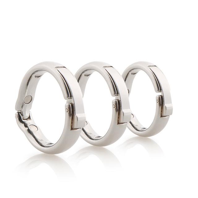 Pierścienie erekcyjne i sondy
