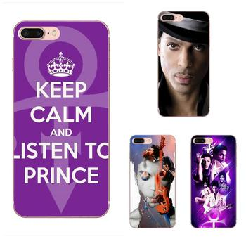 Prince Rogers Nelson Smart Phone Case For Apple iPhone 4 4S 5 5C 5S SE SE2 6 6S 7 8 11 Plus Pro X XS Max XR image