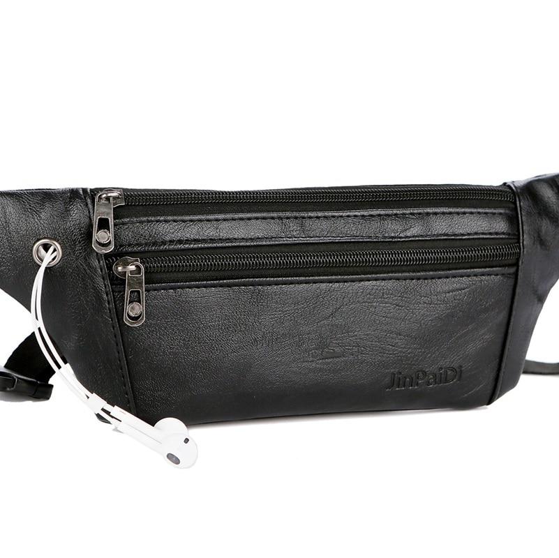 Maximum Supplier Fashion Men's Waterproof Waist Pocket Belt Phone Coin Purse Belt Business Bag