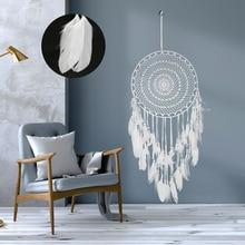 dream catcher/catchers hanging/diy decoration nordic decoration home girls room/nursery/kids decor dreamcatcher nordic #