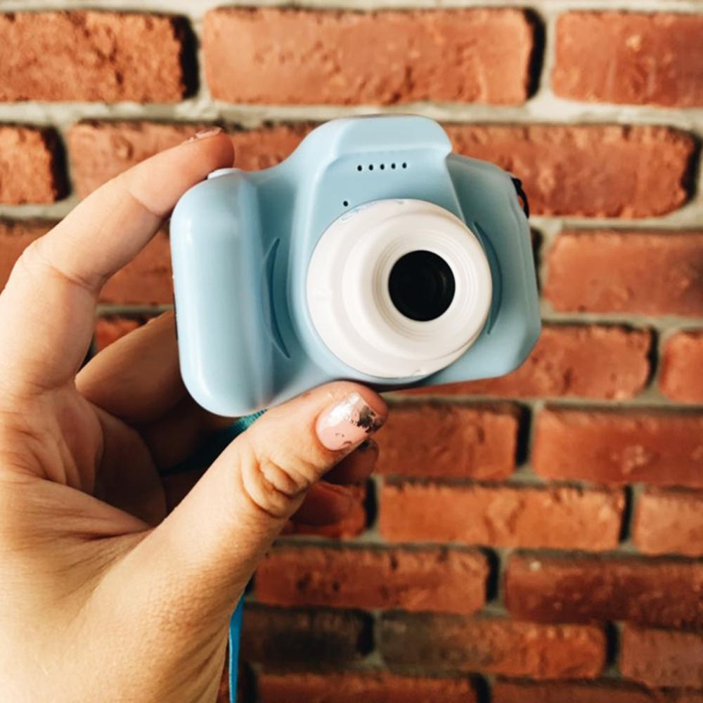 Новейшая Высококачественная Детская Цифровая HD 1080P видео камера игрушки 2,0 дюймов цветной дисплей детский подарок на день рождения игрушки для детей