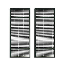Oczyszczacz gorącego powietrza prawdziwa wymiana filtra HEPa do filtra Honeywell H HRF H2 kompatybilny z HPA050 HPA060 HPA150 HPA160 w Oczyszczacze powietrza od AGD na