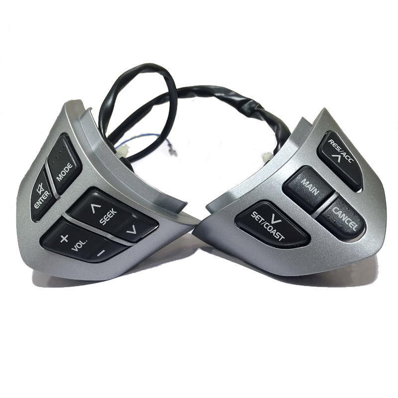 For Suzuki Grand Vitara 2007 2013 cruise control switches steering wheel buttons Car accessories buttons